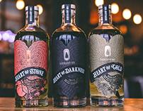 Packaging Design: Distillery 031