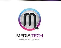 Media Tech Logo Design