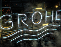GROHE LOGO EFFECT