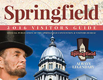 2016 Springfield Visitor's Guide