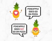 Pizza Hut Social Content