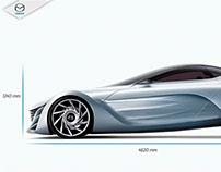 concept Modelling Mazda Taiki