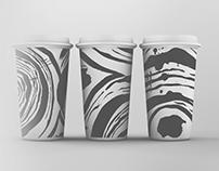 Print para coffee cup