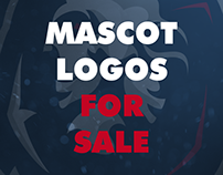 Mascot Sport Logo Collection
