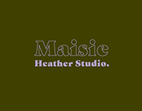 Maisie Heather Studio Brand Guidelines