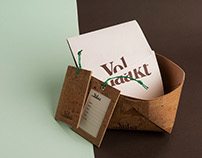 Volmaakt - A new brand identity