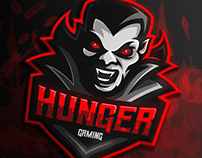 Hunger gaming Premade mascot logo (FOR SALE)