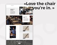 PAVAR - Website