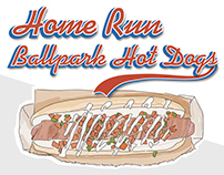 Home Run Ballpark Hot Dogs
