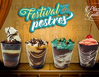 Festival de postres