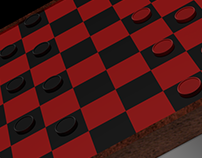 Magnetic Checkerboard