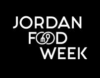 Branding for Jordan Food Week