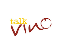 Talk Vino Logo