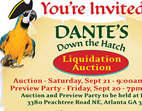 Dante's Auction Campaign