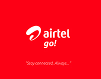 AIRTEL GO! | App and A Connectivity Solution