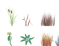 Dinomash Plants