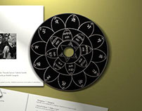 Diseño de Packaging para CD