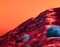 AEOLIAN ISLANDS - Infrared