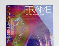 Frame Magazine Redesign