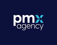 PMX Agency Rebrand / Redesign