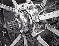 Once, I was a Big Wheel