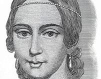 Clara Schumann (Engraved Portrait)
