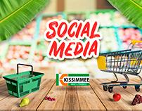 Kissimmee Super Market- Social Media Design