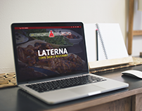 UI & UX Design for Laterna Resturant