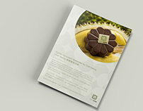 Hotel ICON Durian Mooncake | Flyer Design