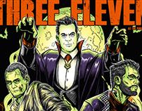 311 Halloween Poster 2017