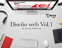Diseño web Vol. 1