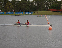 Rowing at Nathan Benderson Park | Image source: facebo