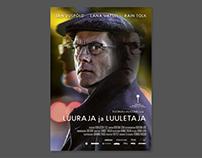 "Poster for feature ""Luuraja ja Luuletaja"". Allfilm 2016"