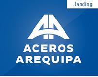 Landing | Aceros Arequipa - Peruanos de Acero |