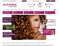 Artalex - beauty market