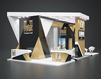 Emirates Reit stand at Cityscape Abu Dhabi 2016