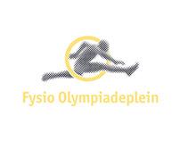 Fysiotherapie Olympiadeplein - Logo en raambelettering