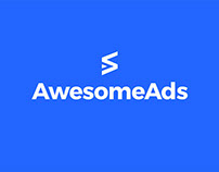 Awesome Ads Branding | UI