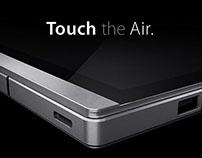 MacBook Air/Touch Concept - 2010