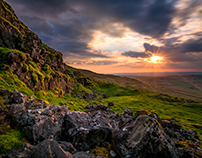 Landscapes in wales April/May 2017