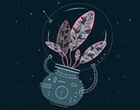 Space Plants