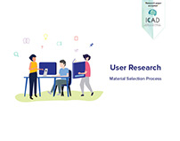 User Research - Material Selection Process
