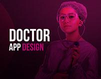 Doctor App Design
