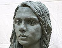 Sculpture Studio ( Works of my students )