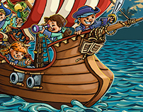 Pirate Reading Adventure