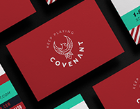 Identity for a tabletop games store