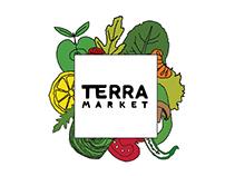 TerraMarket - le supermarché bio