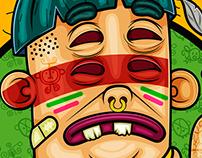 "'Yanomami"" - Venezuelan Native"