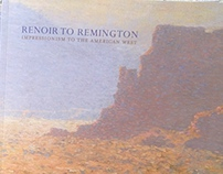 Renoir to Remington: Impressionism to the American West