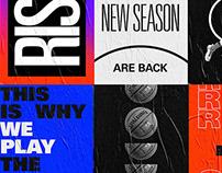 Basketball Forever. Rebrand